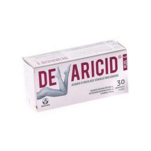 Devaricid Plus C 30 comprimate